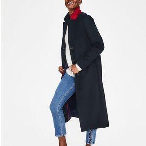 Jackets & Blazers - Brand new Boden long wool blend coat
